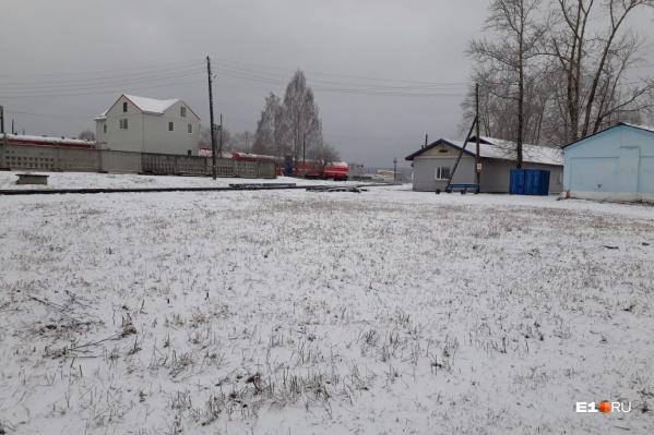 Фотография из Кузино, что примерно в 100 километрах от Екатеринбурга