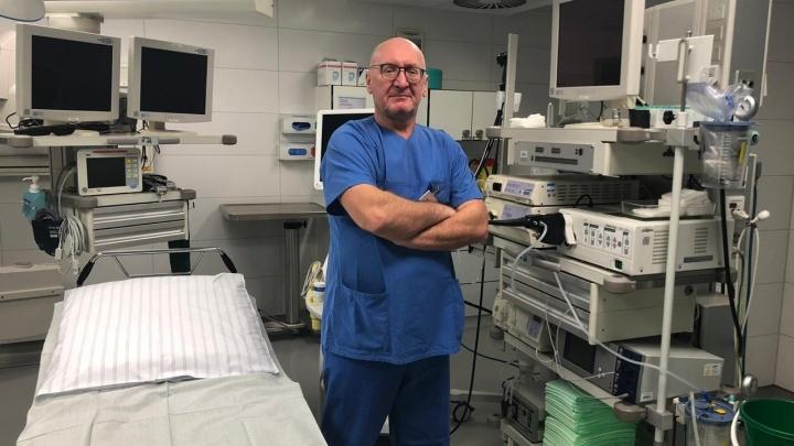 Хирурги 20-й больницы в Германии освоили новый метод операции. Его ждут десятки красноярцев