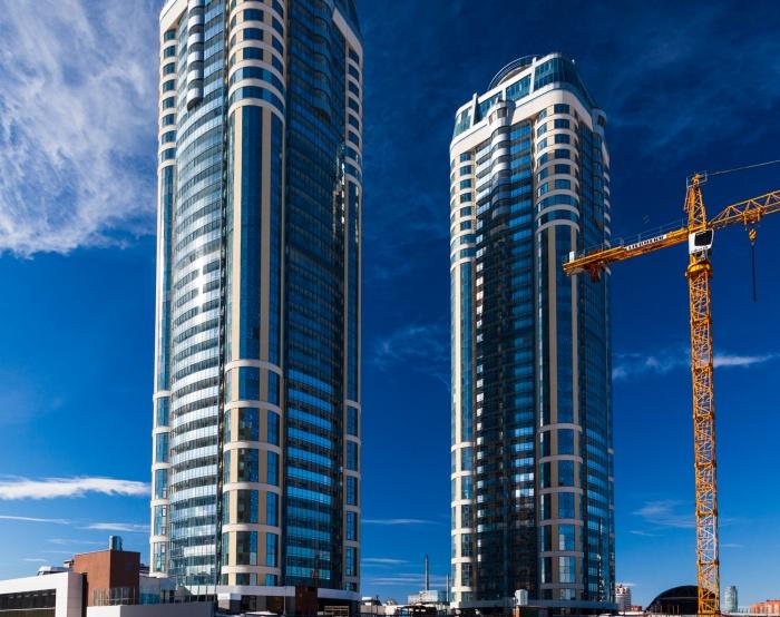 Комплекс жилых небоскребов «Чемпион Парк»