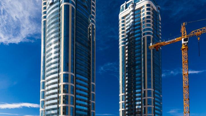Дух захватывает: как будут выглядеть жилые небоскребы с завораживающим видом на Екатеринбург