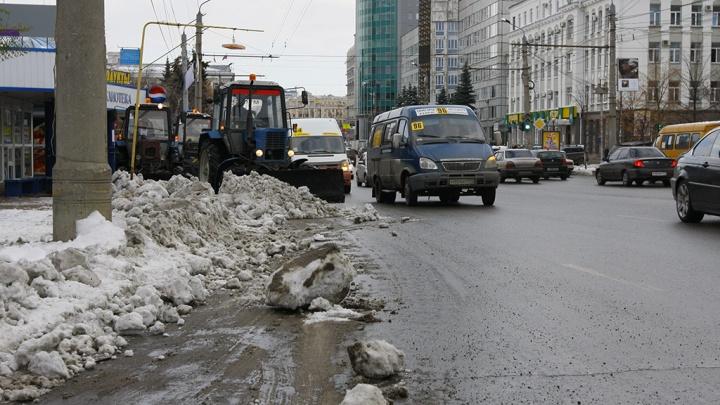 Общественники придумали, как на челябинских дорогах сэкономить место для велосипедистов и пешеходов