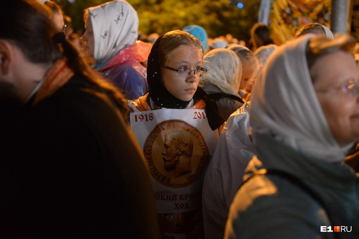 В Екатеринбурге прошло главное богослужение в память царской семьи, расстрелянной 101 год назад