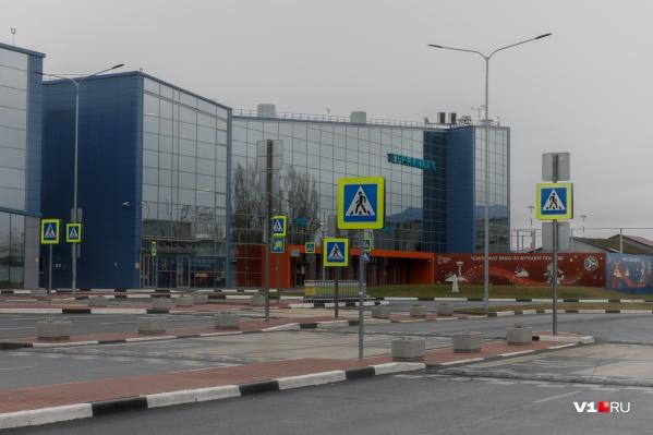 Аэропорт Волгограда готов принять задерживающийся рейс