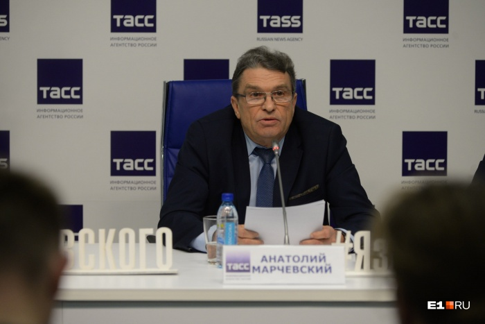 Анатолий Марчевский формально пока так и находится на больничном