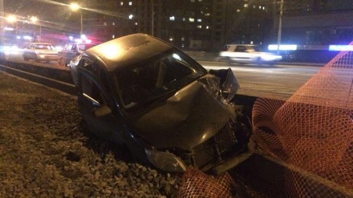 В ГИБДД рассказали о последствиях аварии с тремя машинами на Кошурникова