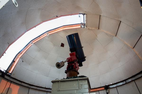 Меркурий можно увидеть не только в телескоп, но и невооружённым взглядом