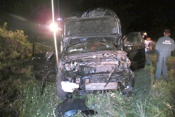 В Башкирии в аварии на трассе погиб житель Татарстана