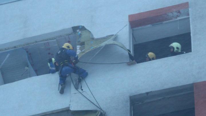 Следователи назвали виновника взрыва газа в высотке на Димитрова