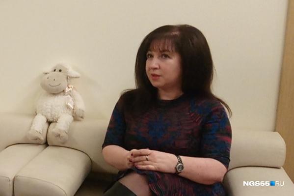 Бывшая невестка экс-губернатора Омской области решила принять участие в довольно радикальной акции протеста
