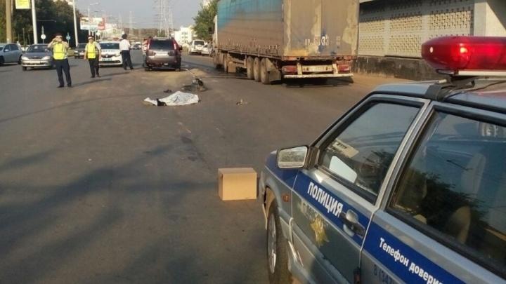 В Уфе насмерть задавили пешехода