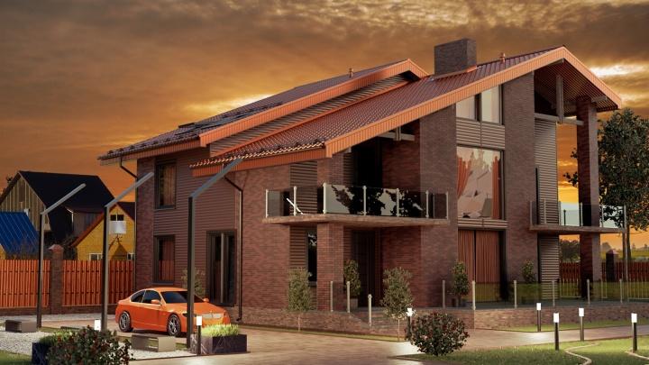 Классический прованс или дерзкий металлик: как подобрать крышу под свой стиль жизни