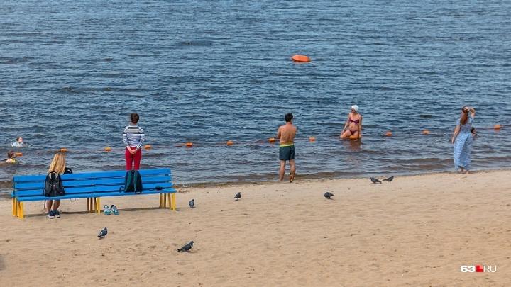 Не лезьте в воду: на трех городских пляжах она не соответствует нормам