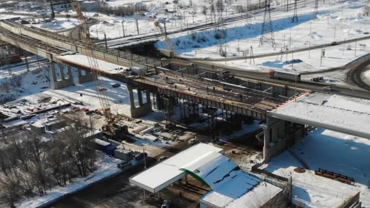 Стало известно, от чего зависит срок ввода в эксплуатацию развязки на М-5 у Тольятти
