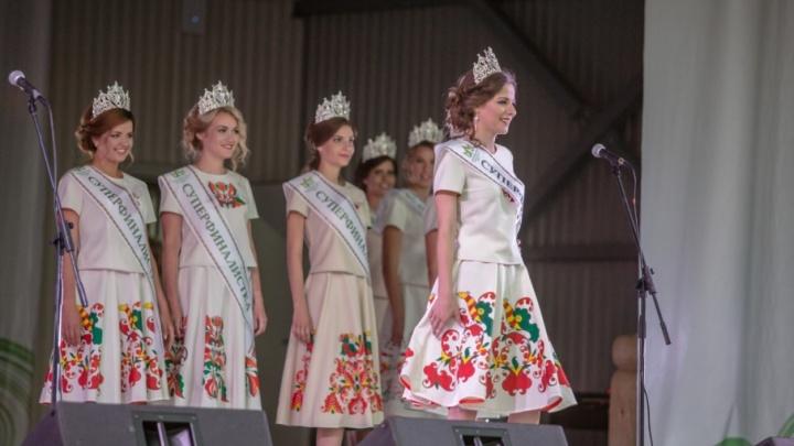 Девять красавиц из Поморья в этом году будут бороться за автомобиль на конкурсе «Королева леса»