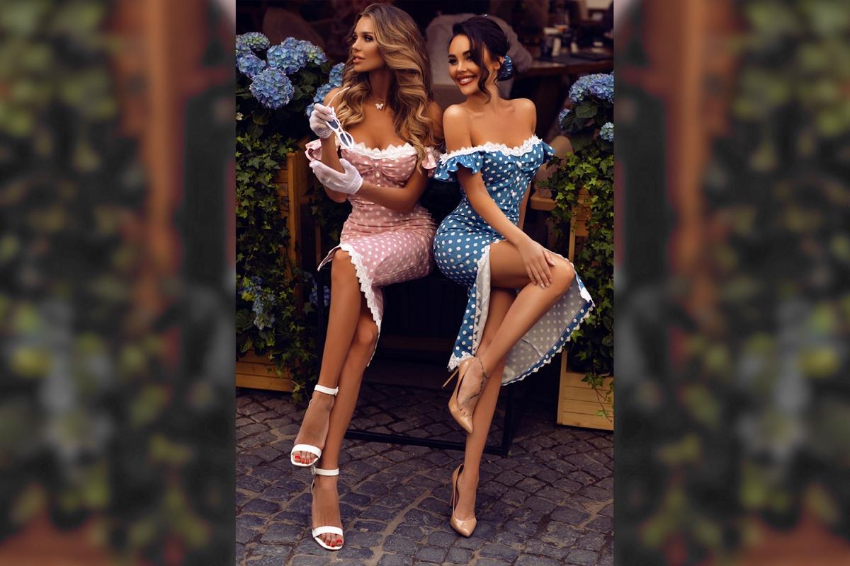 Платье — 6 900 рублей