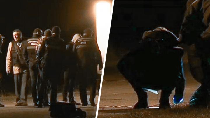 Видео с места смертельной перестрелки в Орловском районе появилось в Сети