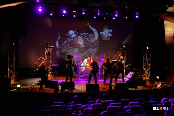 Фестиваль «Старый новый рок» проходит уже девять лет