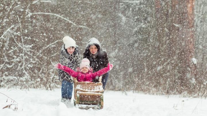 «Морозы и низкое давление»: в центр России придёт настоящая русская зима