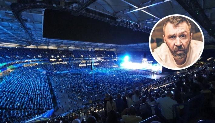 Шнуров заявил, что в его песнях совсем немного мата