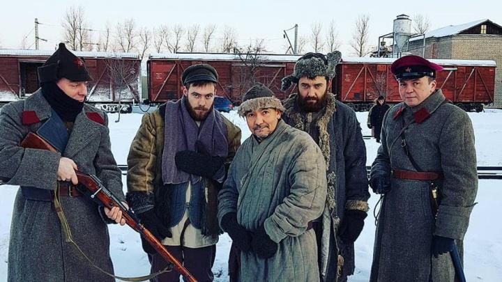 Пермяки отправились в Москву на съемки сериала «Зулейха открывает глаза» с Чулпан Хаматовой