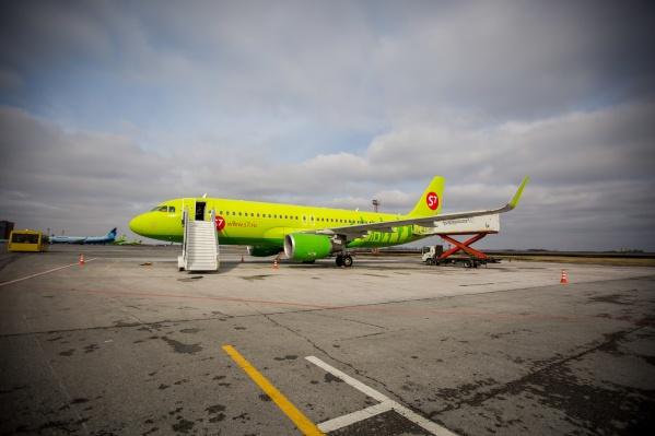 Из-за неблагоприятных метеоусловий в аэропорту Нерюнгри самолёт с 158 пассажирами внепланово сел в Иркутске
