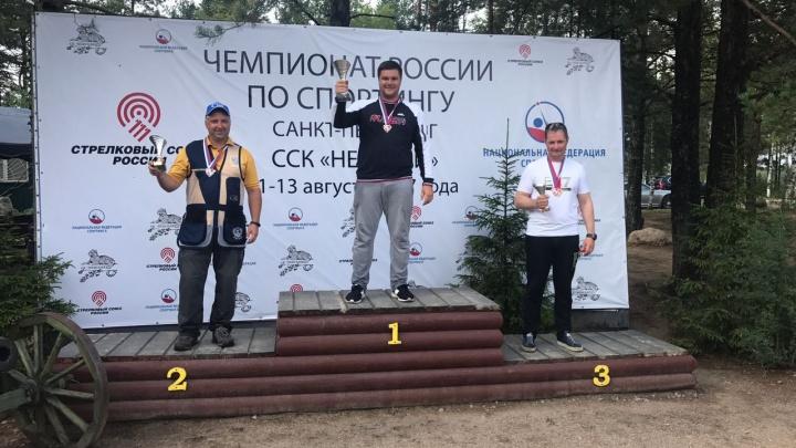 Главный по тарелочкам: новосибирец стал чемпионом России по спортингу