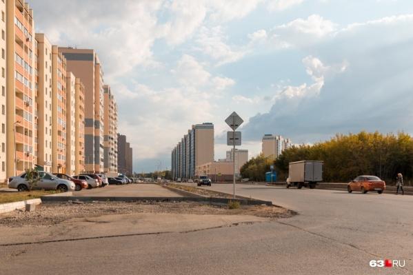 В «Волгарь» заезжает не много общественного транспорта