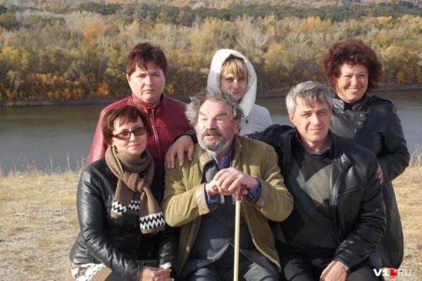 До своего 76-го дня рождения Петр Зайченко не дожил чуть больше недели