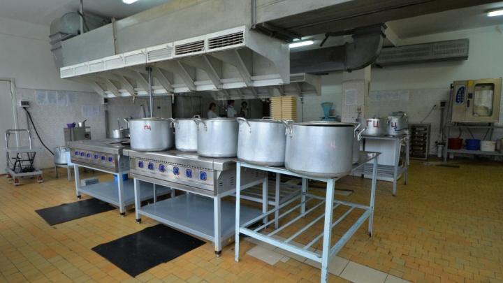 В последний день работы в екатеринбургской школе «Золушка» дала прощальный обед с плесенью