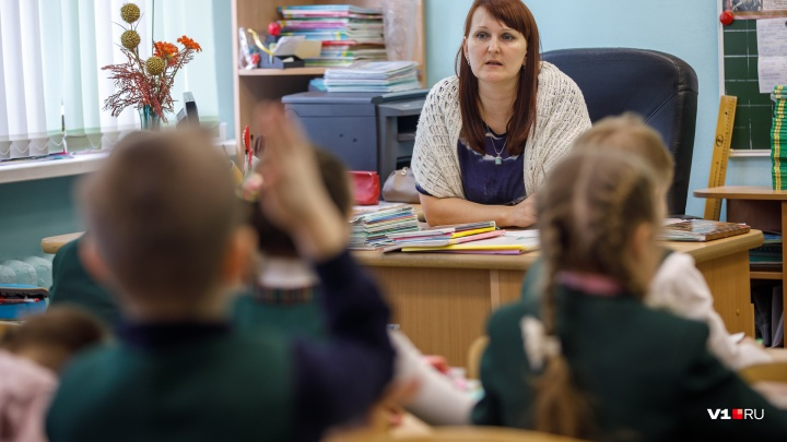 В Волгоградской области за 26 миллионов попробуют заманить учителей в деревню