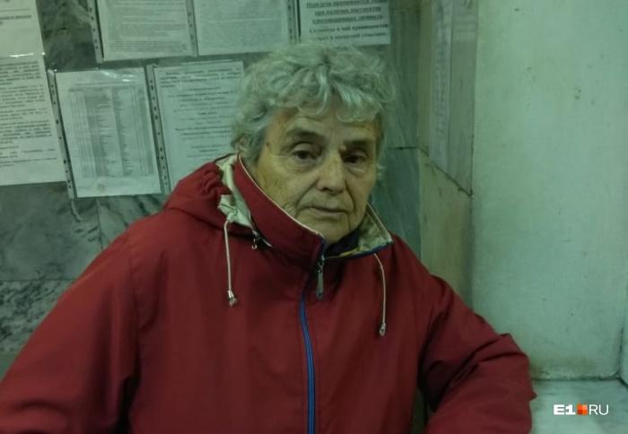Майю Сергеевну передали родным