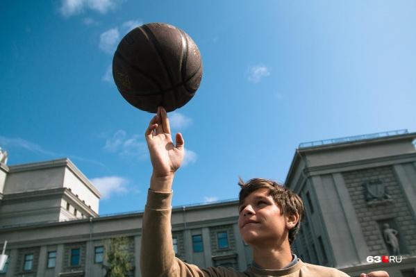 Баскетбольные асы