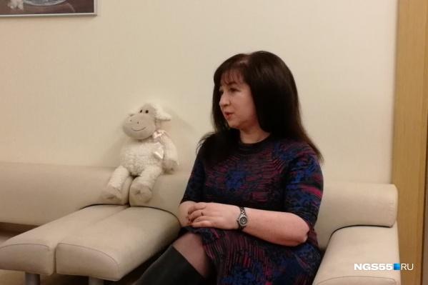 Бывшая невестка бывшего губернатора Омской области смогла встретиться с Татьяной Москальковой и теперь надеется на решение своих проблем