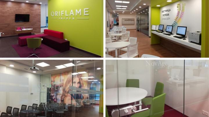 «Орифлэйм» создал бизнес-центр с коворкингом в Новосибирске