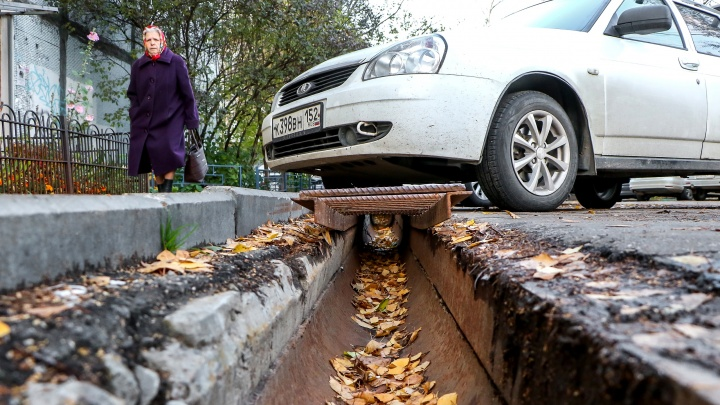 Ливневка в Нижнем Новгороде будет платной. Платить должны школы, садики и коммерческие организации