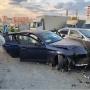 «Всё нормально, у меня папа полковник, разрулит»: в Челябинске водитель BMW разнёс парковку