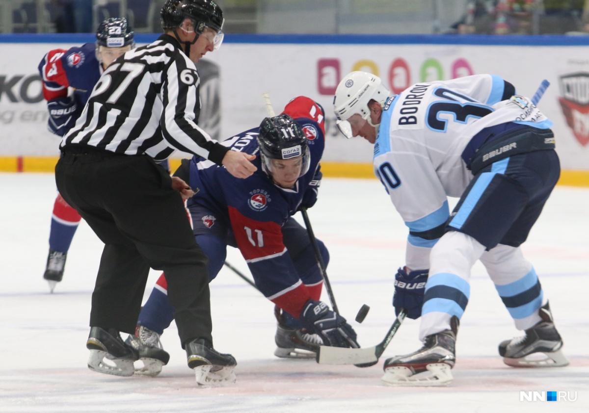 «Сибирь» отыгралась втретьем периоде инанесла «Торпедо» пятое поражение кряду