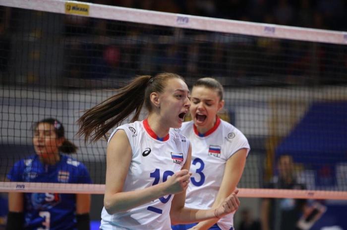 Победную точку в поединке поставила Ксения Парубец