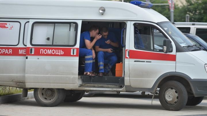 Где в центре Екатеринбурга искать скорую помощь 9 мая: публикуем карту