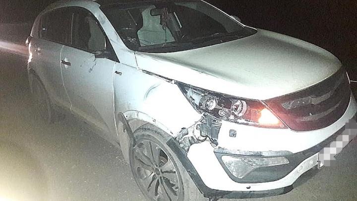 Идущий в сумерках: в Башкирии женщина на внедорожнике сбила пешехода