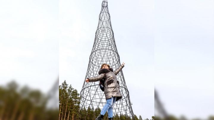 «Железное кружево»: Шуховская башня глазами нижегородки