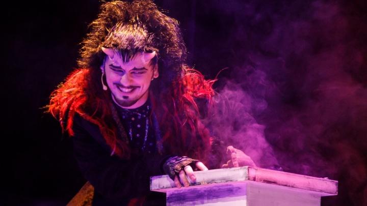 «Соберем почти всю труппу»: черт, Солоха и Бендер закроют сезон Музыкального театра в Волгограде