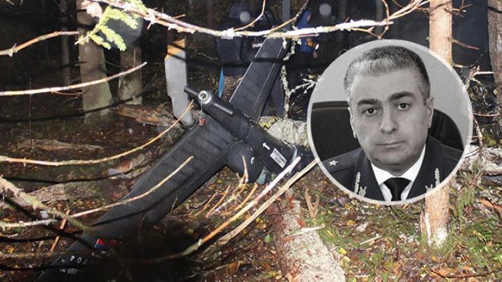 При крушении вертолёта в Костромской области погиб дончанин, заместитель генпрокурора РФ