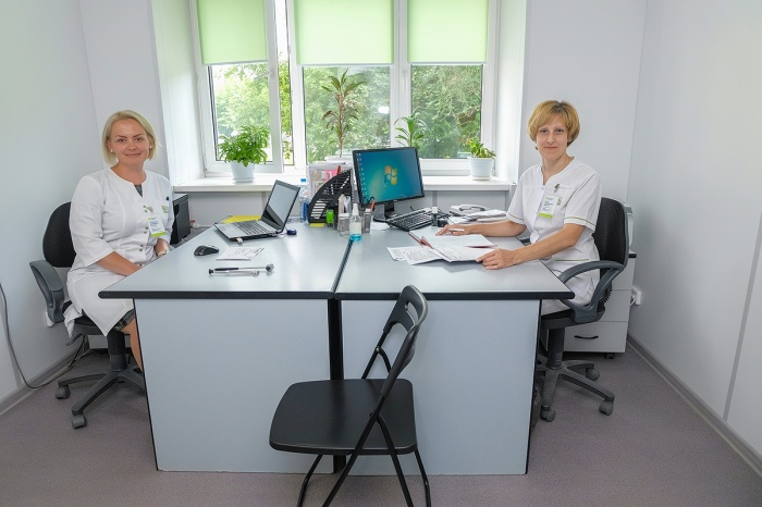 Центр рассеянного склероза получил новые помещения после долгих лет ожидания