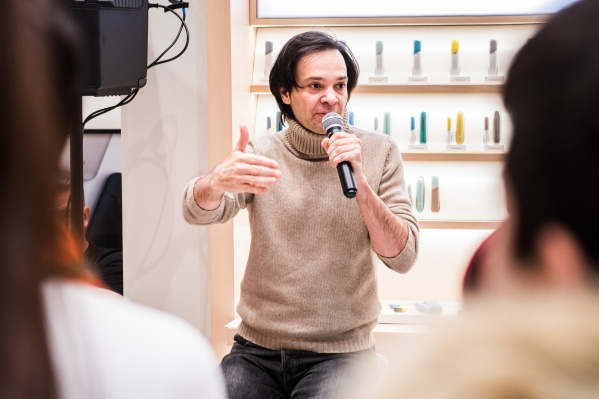 Известный писатель и журналист поговорил с уфимцами об изменениях в медиапространстве и трендах современности