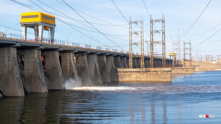 Обмеление Волги: суд оштрафовал Жигулевскую ГЭС