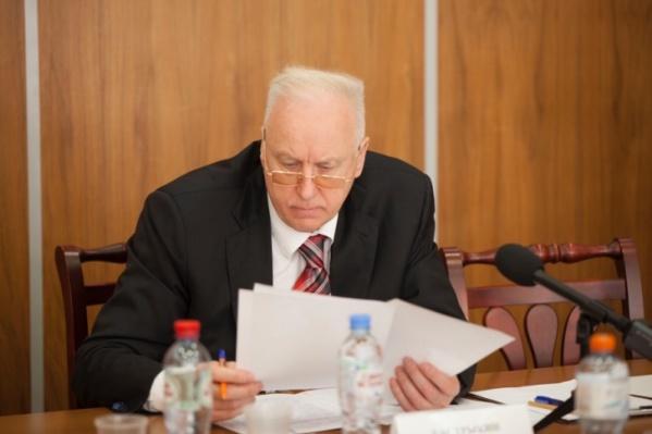 Глава Следственного комитета Александр Бастрыкин взял под контроль дело уфимца