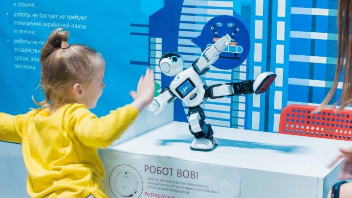 Самые крутые роботы на планете едут в Омск