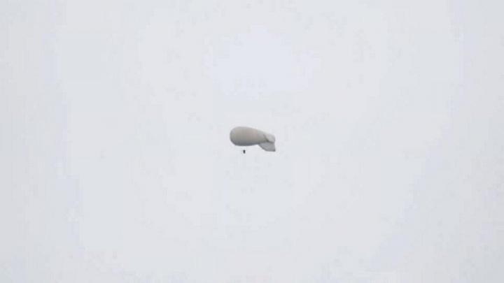 «Инопланетяне или коптер?»: красноярцы спорят насчет летающего над городом объекта