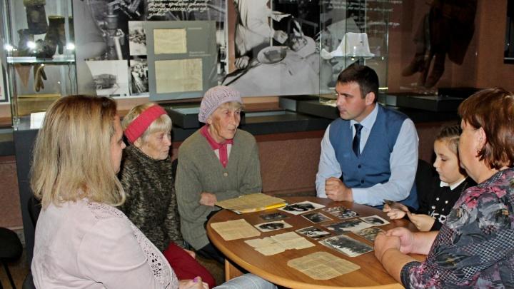 Поисковики нашли в Красноярске дочь лётчика, сбитого в войну, и получили архивные снимки
